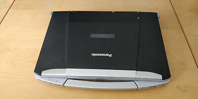 Panasonic Toughbook CF-F9 i5-520M @ 2.4GHz, 4GB DVD-RW  14,1