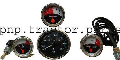 Gauges Kit Tachometer Fits John Deere 350 450 550 Series Industrial Construction