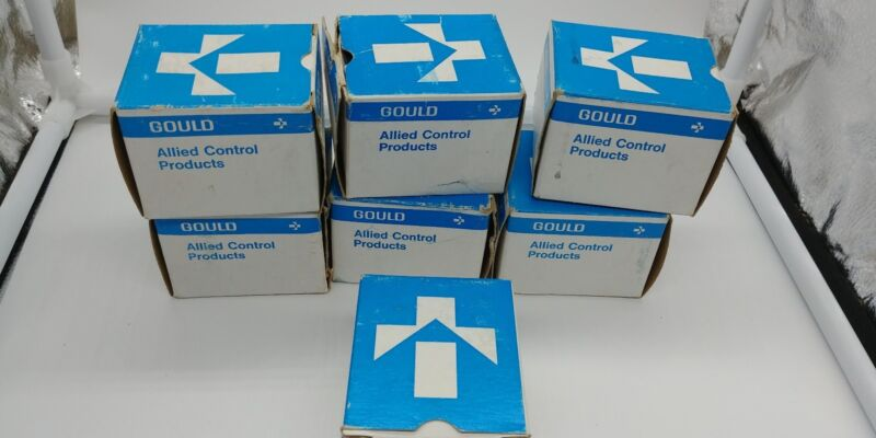 GOULD SHAWMUT BO-6D - CONTACTOR New in Box