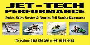 SEADOO SERVICING  JETTECH PERFORMANCE Morphett Vale Morphett Vale Area Preview