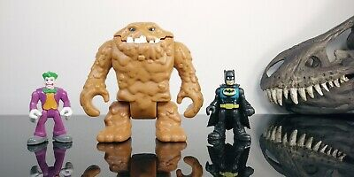 "Fisher-Price Imaginext Clayface 5"" DC Comics Batman Action Figure No Hammer"