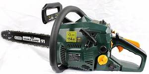 Ozito 406mm 37.2cc Petrol Chainsaw - PCS-406 Morley Bayswater Area Preview