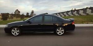 2004 Ford Falcon XR6 BA Auto with RWC, Sunroof and 6/2020 Registration