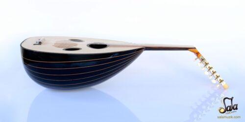 Syrian Quality Handmade Walnut String Instrument Oud Ud ASO-108G
