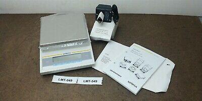 Sartorius Bp3100p Analytical Lab Scale Digital Balance Range Laboratory Iso 9001