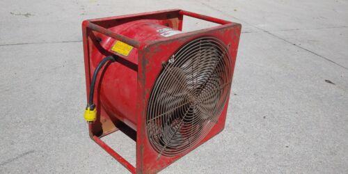 """Supervac Smoke Ejector Fan 16"""""""