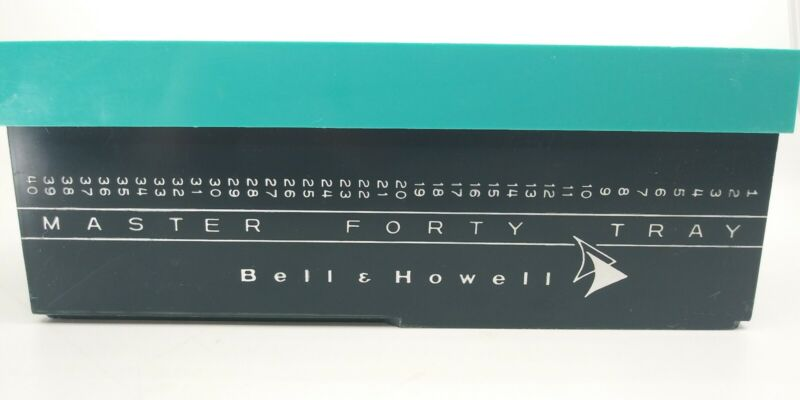 Bell & Howell Master Forty Slide Tray (holds 40) **You Choose Desired Quantity**