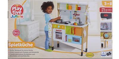 Spiel Küche Holz Playtive Junior Kinderküche Spielzeugküche