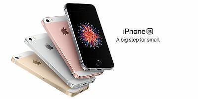 NEW *BNIB*  Verizon Apple iPhone SE 16/64GB 4.0