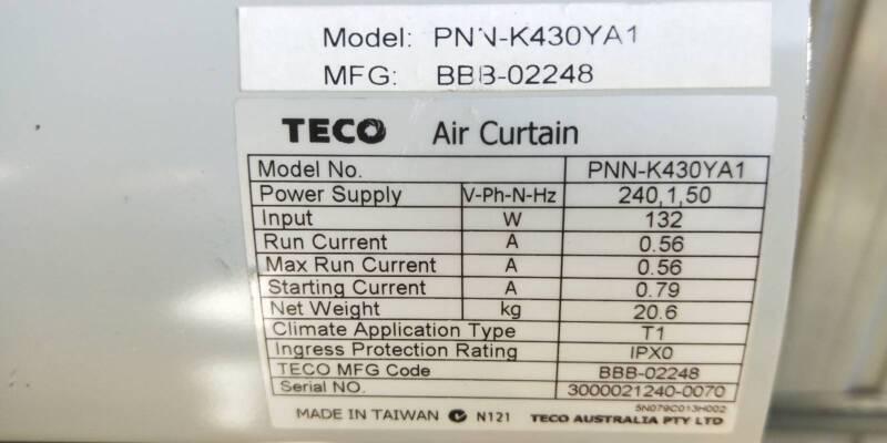 Teco Air Curtains Australia | Flisol Home