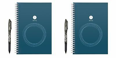 Rocketbook Wave Smart Notebook , WAV-S, 9.5