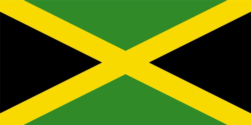 GIANT Jamaica Jamaican Flag Olympics Independence Day Cricket Fans Support 5x3ft