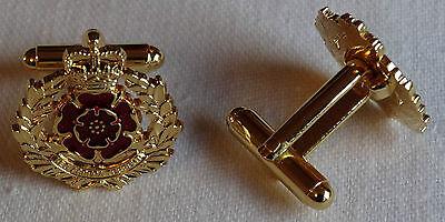 Lancaster Cufflinks - Military Cufflinks Duke of Lancaster Regiment