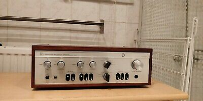 Luxman SQ-507X Solid State Integrated Amplifier  (1977-79)