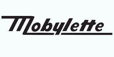 STICKER AUTOCOLLANT MOBYLETTE MOTO ANCIENNE