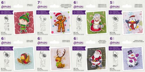 *NEW 2021* Gemini Wobblers Stamp & Die Collection by Crafters Companion