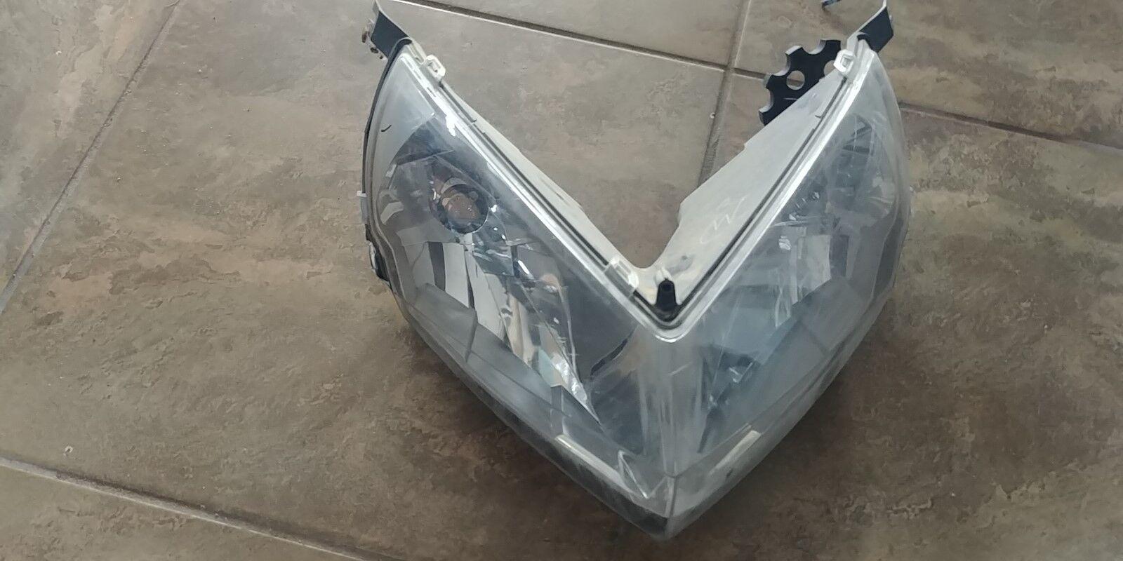 10 11 12 13 14 Polaris Rush 800 RMK Switchback 600 Headlight Assembly