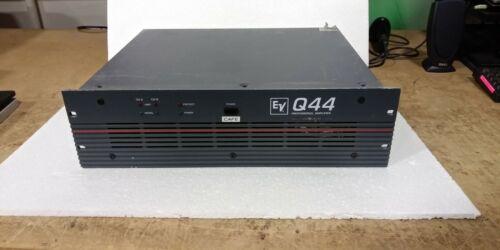 Electro-Voice Q44 600Watt Per Channel Power Amplifier