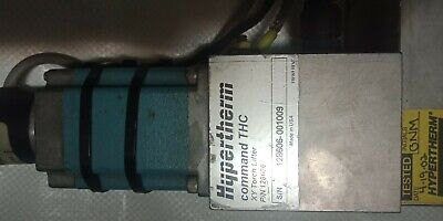 Cnc Plasma Cutter Hypertherm Command Thc X-y Table Torch Lifter 128606