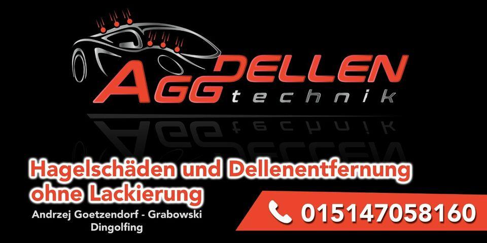 Delle, Beule, Hagelschaden, Dellendoktor in Bayern - Dingolfing