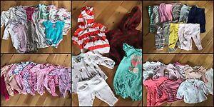 Girls 0-3 months - 42 items (SUPER DEAL)!!!!
