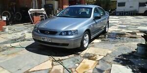 2003 Ford Falcon XT, with LPG Dual Fuel
