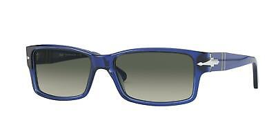 NEW Persol 2803S Sunglasses 181/71 Blue 100% AUTHENTIC