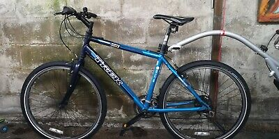 "Trek Alpha adults 3500 mountain bike 18""  Large frame"