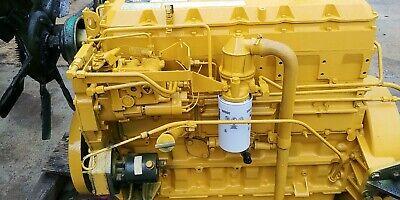 Caterpillar 3116 Turbo Diesel Engine - Runs Perfect Great - Used