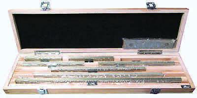 Grade B Steel Gage Block Set - Long Sizes