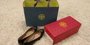Brand New Tory Burch Ballet Shoes Size 5
