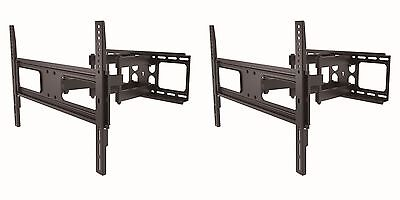 """Lot2 TV/HDTV/LCD Mount/Arm for CURVED/FLAT to 70"""" SONY,SAMSUNG,VZIO,PANASONIC $S"""