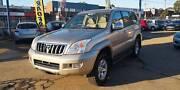 2004 Toyota Landcruiser Prado GXL Auto 4x4 #1231 Revesby Bankstown Area Preview