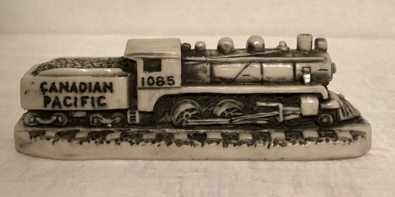 Trains Gone By Georgia Marble Canadian Pacific Limited Edition Signed New No Box