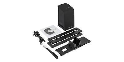 SILVERCREST Dia- und Negativ- Scanner schwarz Digitalisierer *B-Ware