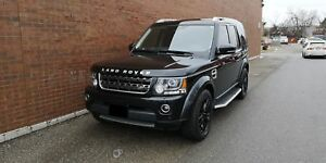 2014 Land Rover LR4 25th Anniversary