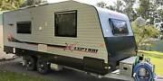 2015 Franklin/Concept X-Ception  20ft 6in Semi Off-Road Caravan Buderim Maroochydore Area Preview