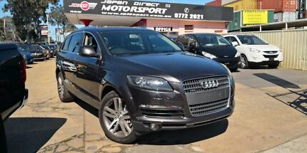 2007 AUDI Q7 TDI QUATTRO (171KW) MY07 #1234 Revesby Bankstown Area Preview