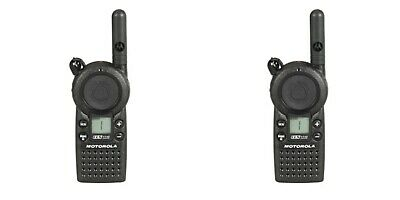 Motorola Cls1110 Two Way Business Radio Cls-1110 1 Watt 1 Channel One Pair