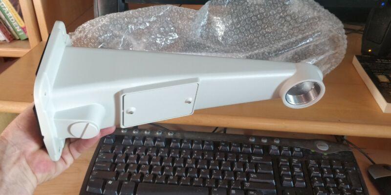 NEW Honeywell HDXWM2 Weatherproof Aluminum Wall Bracket/Security camera mount