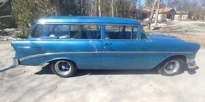 1956 Chevrolet 210 2-door wagon