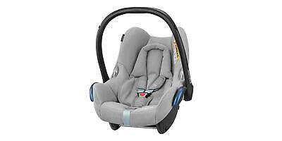 Maxi Cosi Cabriofix Babyschale Nomad Grey Gr. 0+ Kindersitz Autositz Sitz