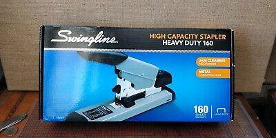 Swingline High Capacity 160 Heavy Duty Stapler - New