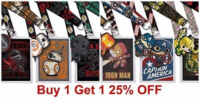Funko Lanyard Licensed Character Landyards Great Gift for Anyone! ()