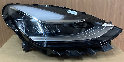 GENUINE TESLA MODEL 3 O/S RIGHT LED HEADLIGHT 1077380-00-B 2017-ON