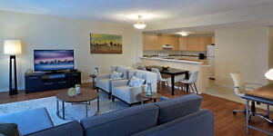 Luxury Furnished Suite next to Public Gardens & Spring Garden Rd