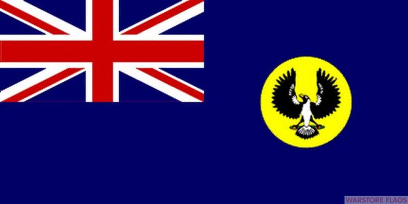 SOUTH AUSTRALIA FLAG 3X2 feet 90cm x 60cm FLAGS Australian