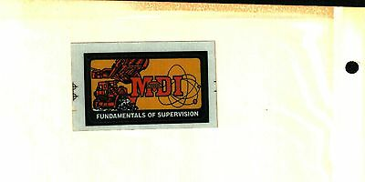 Nice Mdi  Consol Coal Co  Coal Mining Sticker   767
