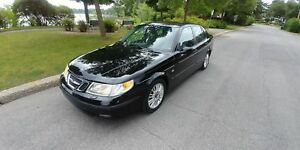 2005 Saab 9-5 Arc Manual