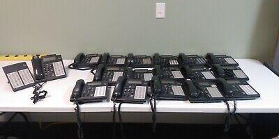 Esi 48 Key H Dfp Phones Lot Of 17 1 60 Key Ec - Business Closing